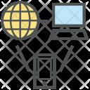 Market Marketing Online Icon