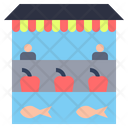 Market Location Bazaar Icon