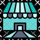 Market Shop Business Icon