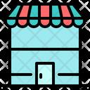 Market Trade Business Icon