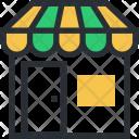 Market Retail Shop Icon