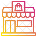 Shop City Home Icon