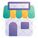 Market Store Shopping Icon