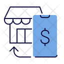 Market Payment Mobile Purchase Icon