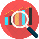 Market Analysis Marketing Icon