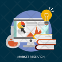 Market Research Idea Icon