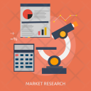 Market Analytics Diagram Icon