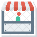 Market Open Shop Icon