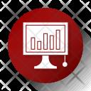 Market Analysis Development Icon