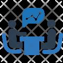 Market Analysis Manage Icon
