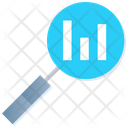 Market Analysis Data Research Market Research Icon