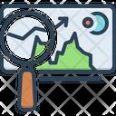 Market Analysis Market Trend Icon