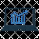 Market Analysis Business Development Business Growth Icon