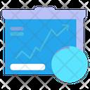 Market Analysis Stock Analysis Market Icon