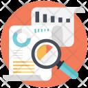Market Survey Analysis Icon