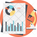 Market Analysis Research Icon