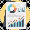 Market Analysis Research Icon