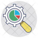 Market Analysis Marketing Icon