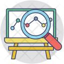 Market Analytics And Icon