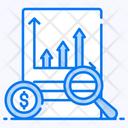 Market Data Business Data Corporate File Icon