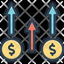 Prix Increase Trend Icon