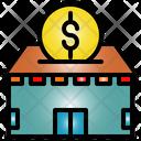 Market Investment Money Icon