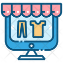 Market online Icon