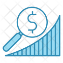 Market Research Science Icon