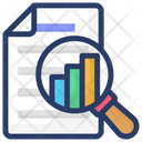 Barchart Report Growth Analysis Market Research Icon