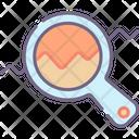 Mmarket Research Market Research Marketing Analysis Icon