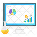 Market Research Market Analysis Business Search Icon