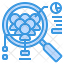 Market Research Team Search Outsourcing Icon