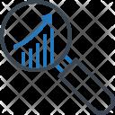 Market Research Analysis Icon