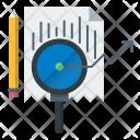 Market Research Laboratory Icon