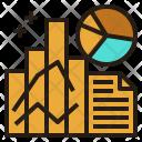Market Research Data Icon