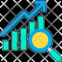 Report Analysis Analytics Icon