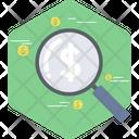 Market Search Icon