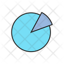 Market Share Pie Chart Share Icon