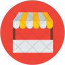 Market Stand Icon