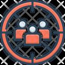 Market Target Icon