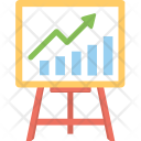 Market Trend Research Icon