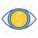 Market Vision Earning Icon