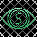 Market vision Icon