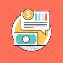 Marketing Papermoney Business Icon