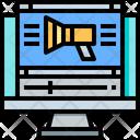 Marketing Online Advertising Online Marketing Icon