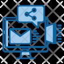 Marketing Seo Web Icon