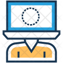 Marketing Mind Advertisement Icon