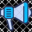 Marketing Megaphone Promotion Icon