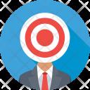 Marketing Seo Target Icon