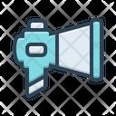 Marketing Megaphone Communication Icon